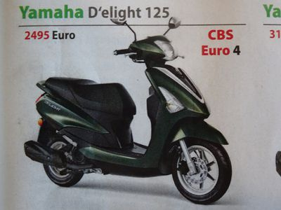 Yamaha Delight.