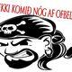 Piratar bjóða fram ofbeldis menn