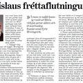Moggi 090827 EyþórÓlafs Bitra Gagnrýnislaus fréttaflutningur