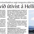 Fbl 090207 Varað við útivist