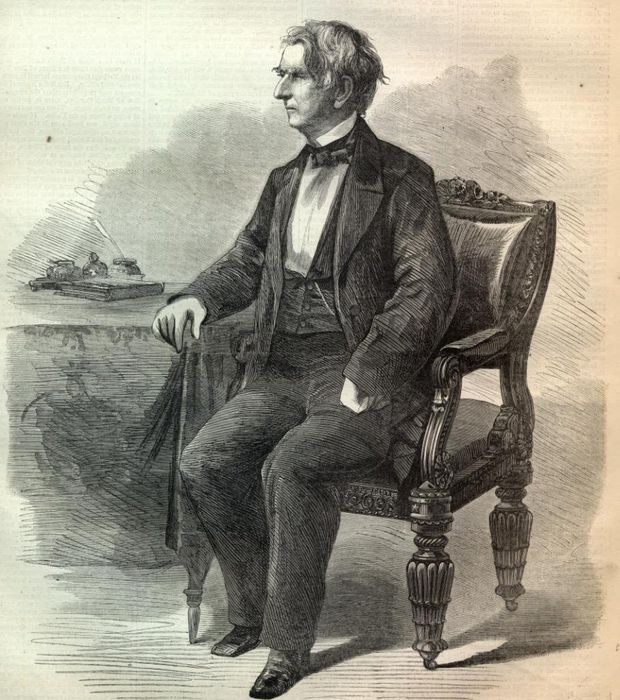W.H. Seward