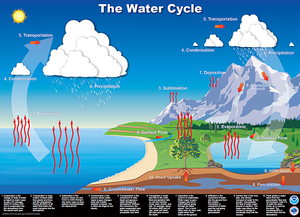 NOAA Water Cycle