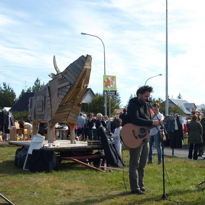 Útimarkaður 2010