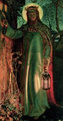The-light-of-the-world-william-holman-hunt