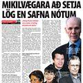 090909 DV Mikilvægara að setja lög en safna nótum