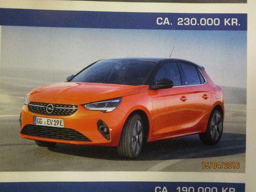 Opel Corse-e