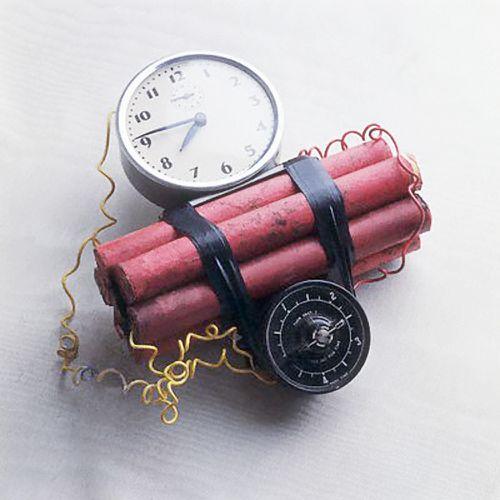 Classic time bomb