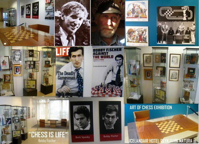 Skákhornið Chess is life 1