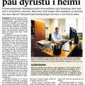Fbl 091003 Stóriðjustörf dýrust í heimi