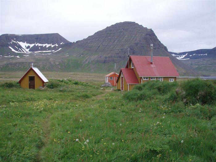 Hlöðuvík