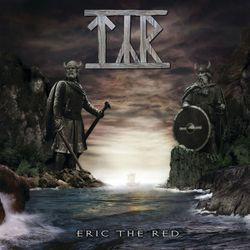þungarokksumslag eric-the-red
