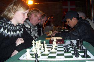Árný Björnsdóttir frá Melum. Djúpavík 2008.