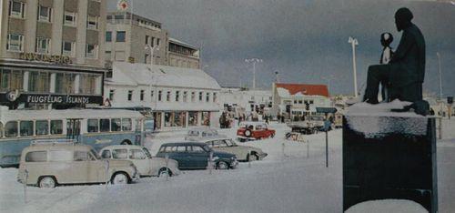 Lækjagata 1960