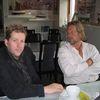 Matti og Simmi kapteinn.