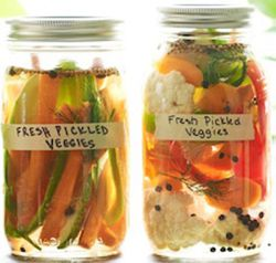 Vegetable-pickles