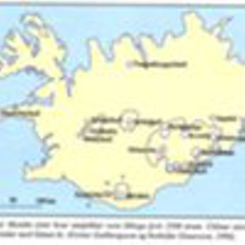 galciers in iceland 2500 years ago 1220916