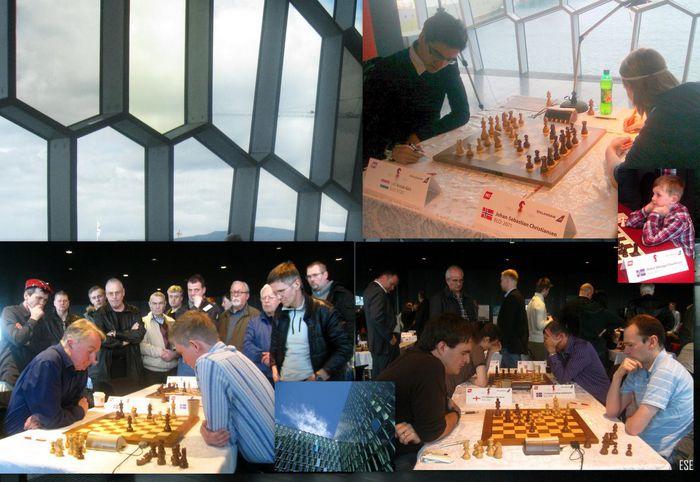 28th Reykjavík Open International Chess Tournament 2013   ESE