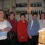 Linda, Guðrún, Rósa, Halldóra og Ása Gréta