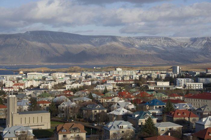 Teigahverfi - norður