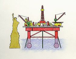 semisubmersible_oil_rigs