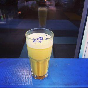 turmerik latte