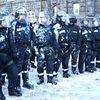 Við Alþingishúsið 20 jan.2009 274