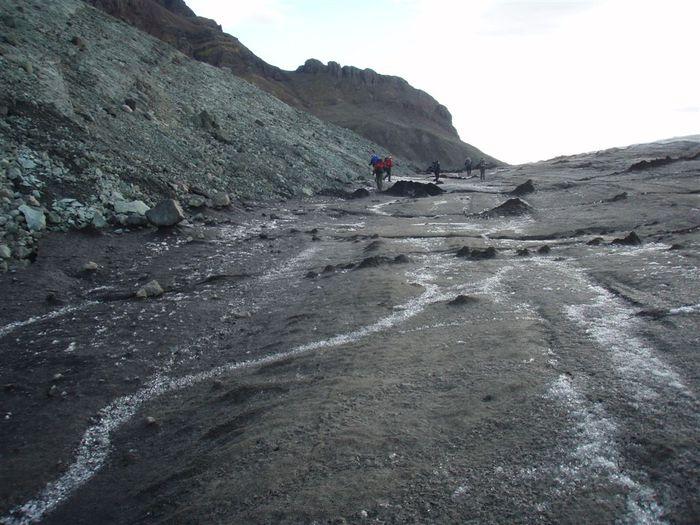 Landtaka við Færinesið