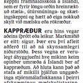 Fbl 090926 Bakþankar DavíðÞór Minna morfís meira vit