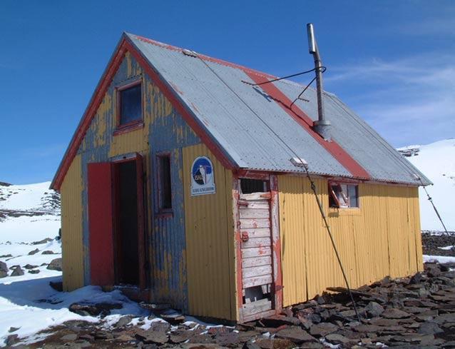 Tindfjallaskáli 2003