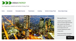 Askja-Energy-Website