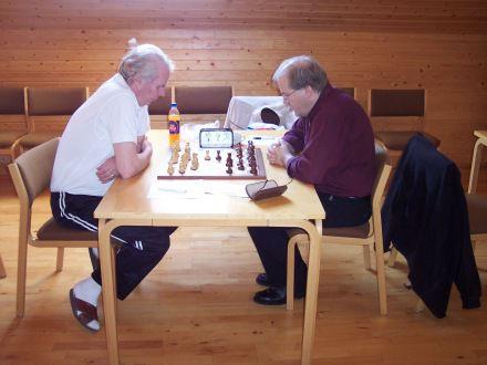 mm fra skakthingi nordlendinga 2005 a siglufird. bogi sigurbjornsson og sigurdur aegisson