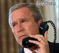 wbush-telephone