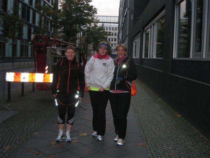 Gerður,Brynja og Maj Britt