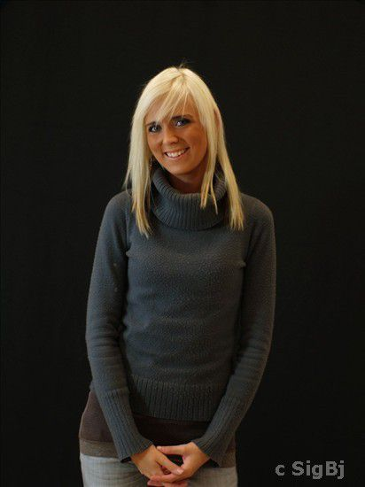 Flott blondina 08