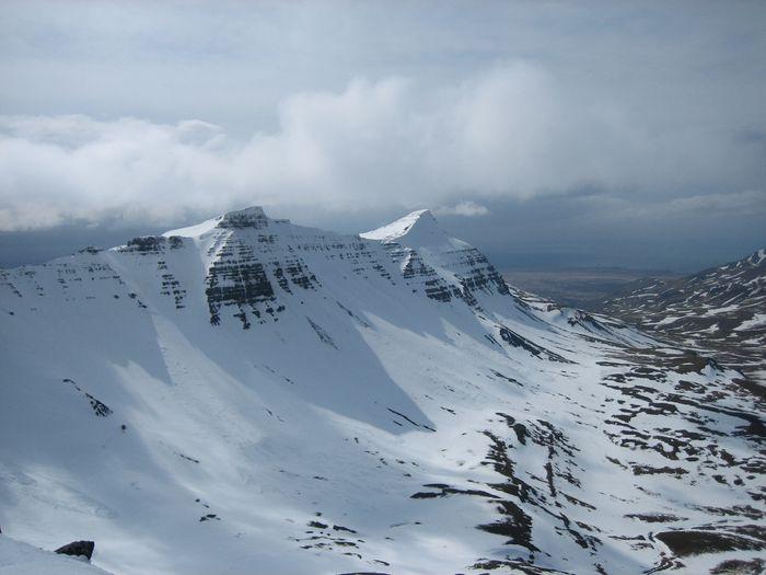 Skarðshorn og Heiðarhorn