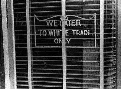 White Trade Only