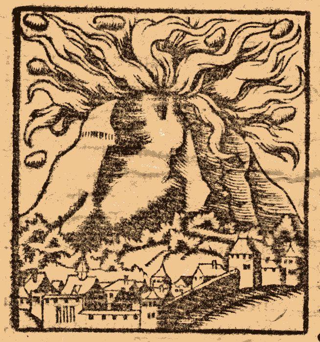 Etna eftir Munster