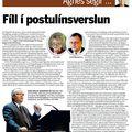 Moggi 090322 Agnes Fíll í postulínsbúð