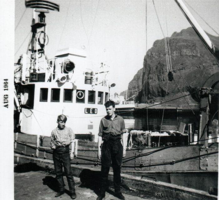 Bjarki og Hjálmar G