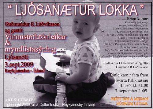 tonleikar ljosanott2009 Ludviksson small