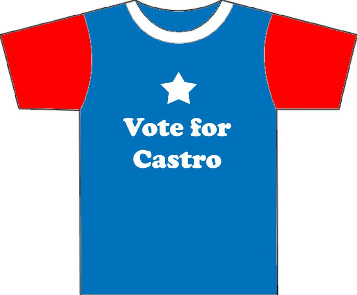 Vote For Castro