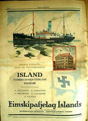 Eimskip 1930