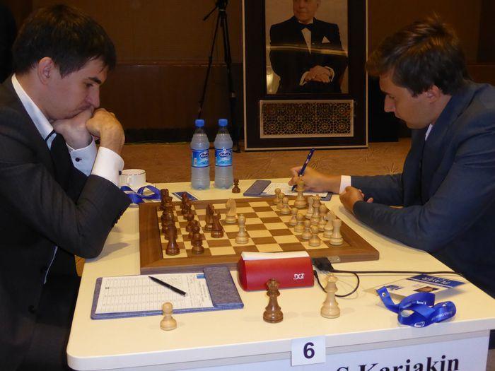 Andreikin og Karjakin