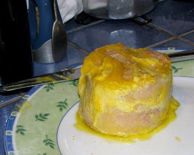 bloc de Foie gras entier