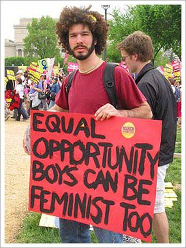 Feministi samkv bókinni