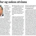 Um fiskveiðar og aukna atvinnu - 02.02.09