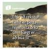 """Sá þessa auglýsingu á MBL. """"Eftir að rekstur hefst..."""" Nákvæmlega. Þá er búið að rústa náttúrunni sem fer undir vatn. Disinfo, DoubleSpeak, eins og þeir segja í útlandinu."""