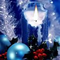 free christmas lights screensaver 29080