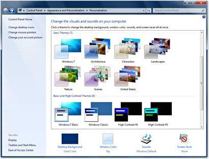 Со времен Windows 95 панель задач служила отправной точной для запуска прог