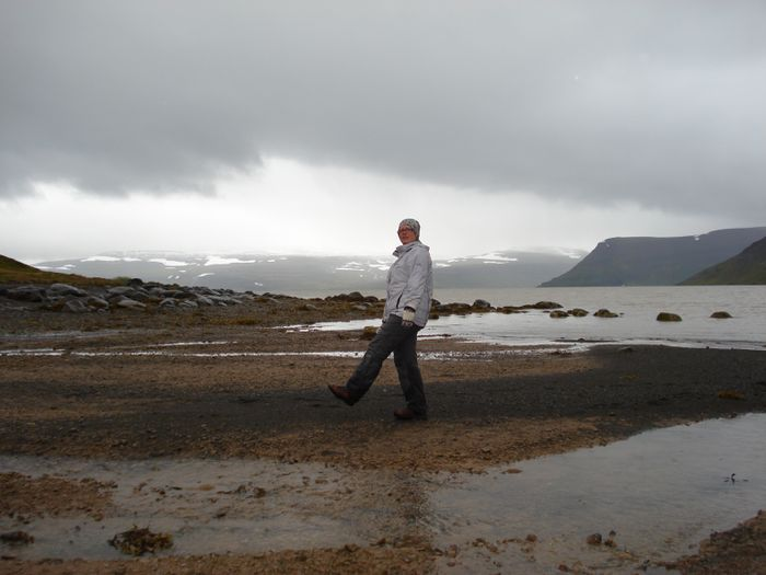 Göngutúr í Leirufirði